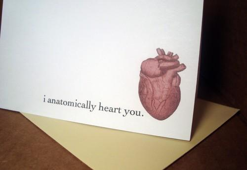 i anatomical heart you